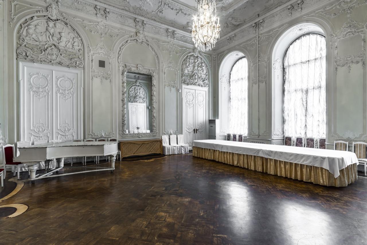 Николаевский дворец в санкт петербурге фото внутри